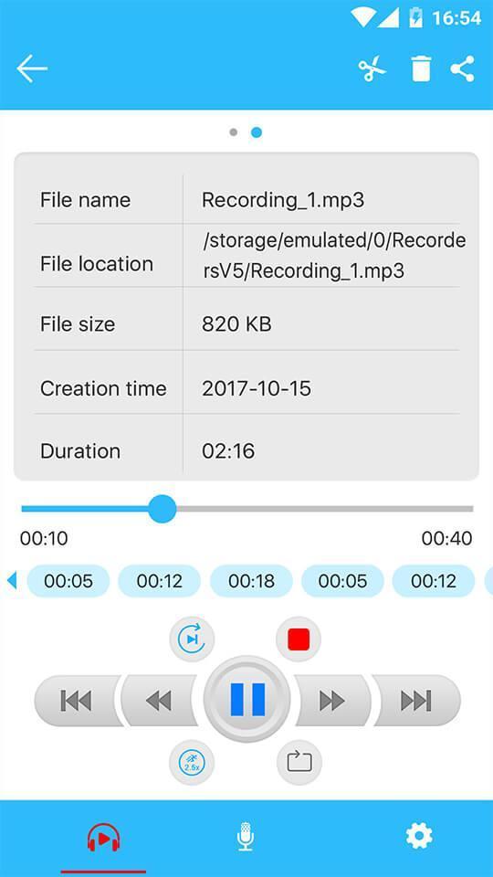 Perekam Suara Editor Audio For Android Apk Download