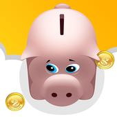 Pigs Money - Puzzle games icon