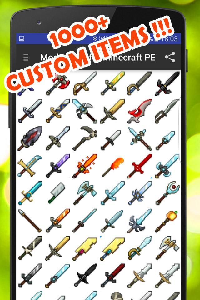 Mod Maker for Minecraft PE for Android - APK Download