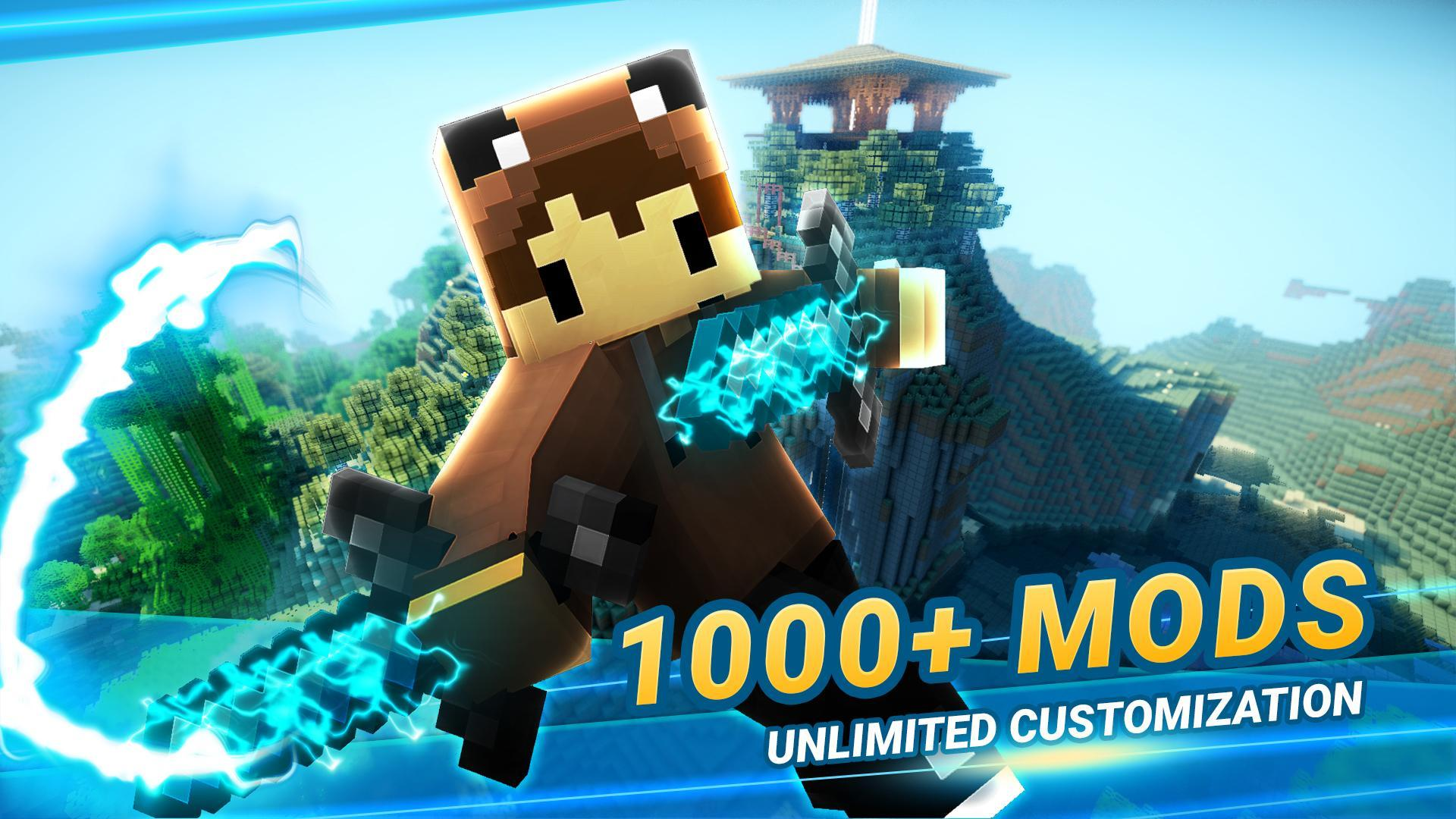Mods Addons For Minecraft Pe Mcpe Free Für Android Apk