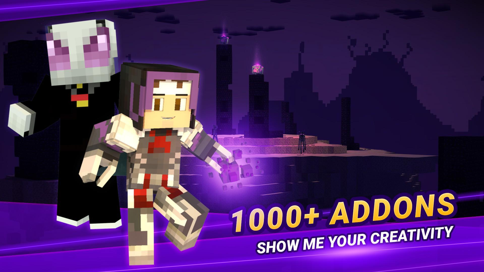 Mods | AddOns for Minecraft PE (MCPE) Free for Android - APK