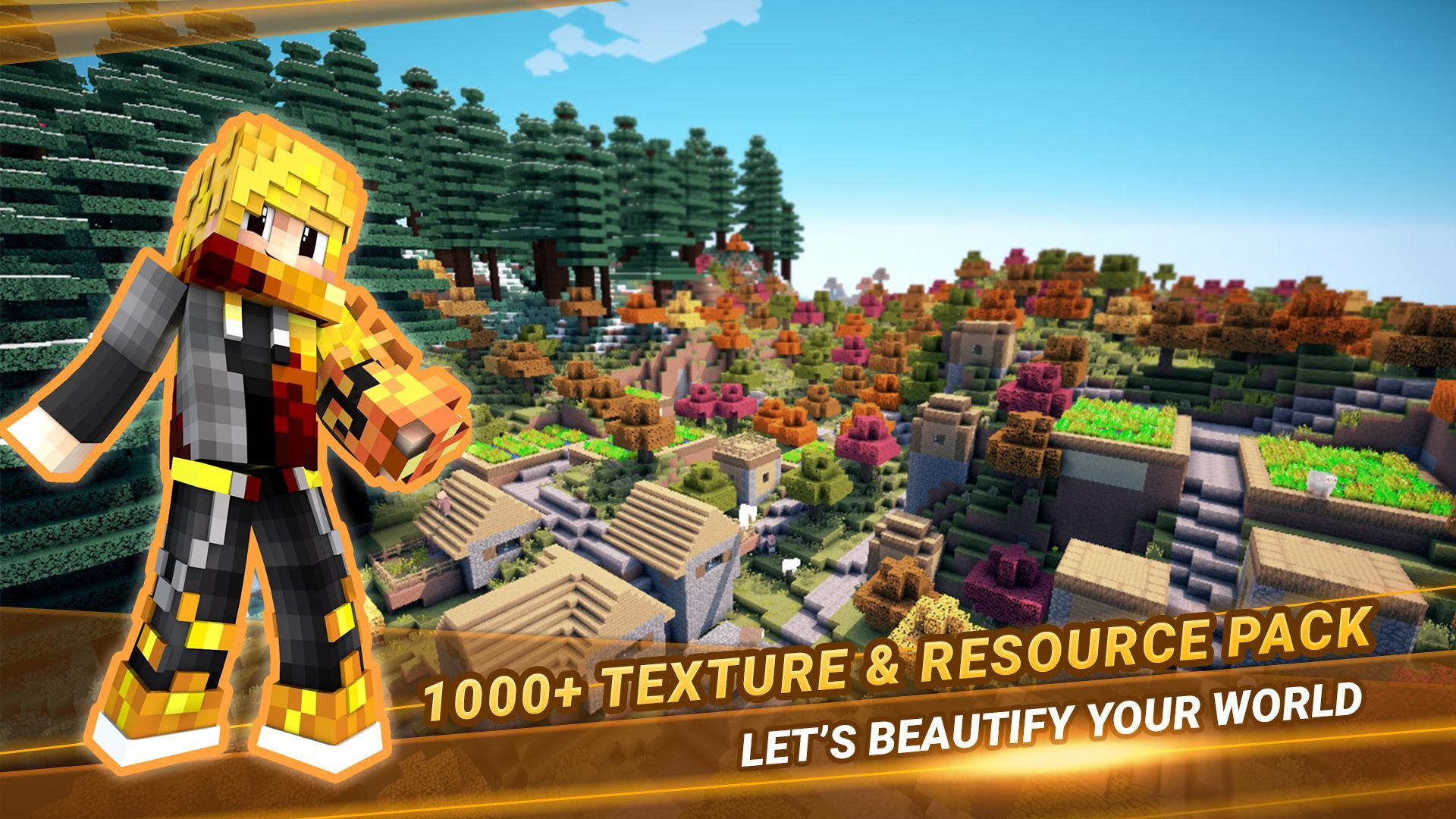 Mods AddOns for Minecraft PE (MCPE) Free for Android APK Download