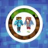 Skins for Minecraft PE أيقونة