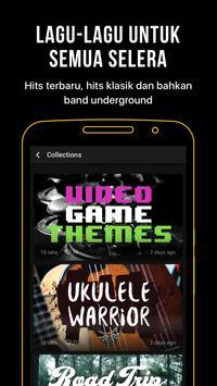 Ultimate Guitar: gitar and ukulele Akord & Tab screenshot 1
