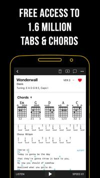 Ultimate Guitar: Chords & Tabs screenshot 1