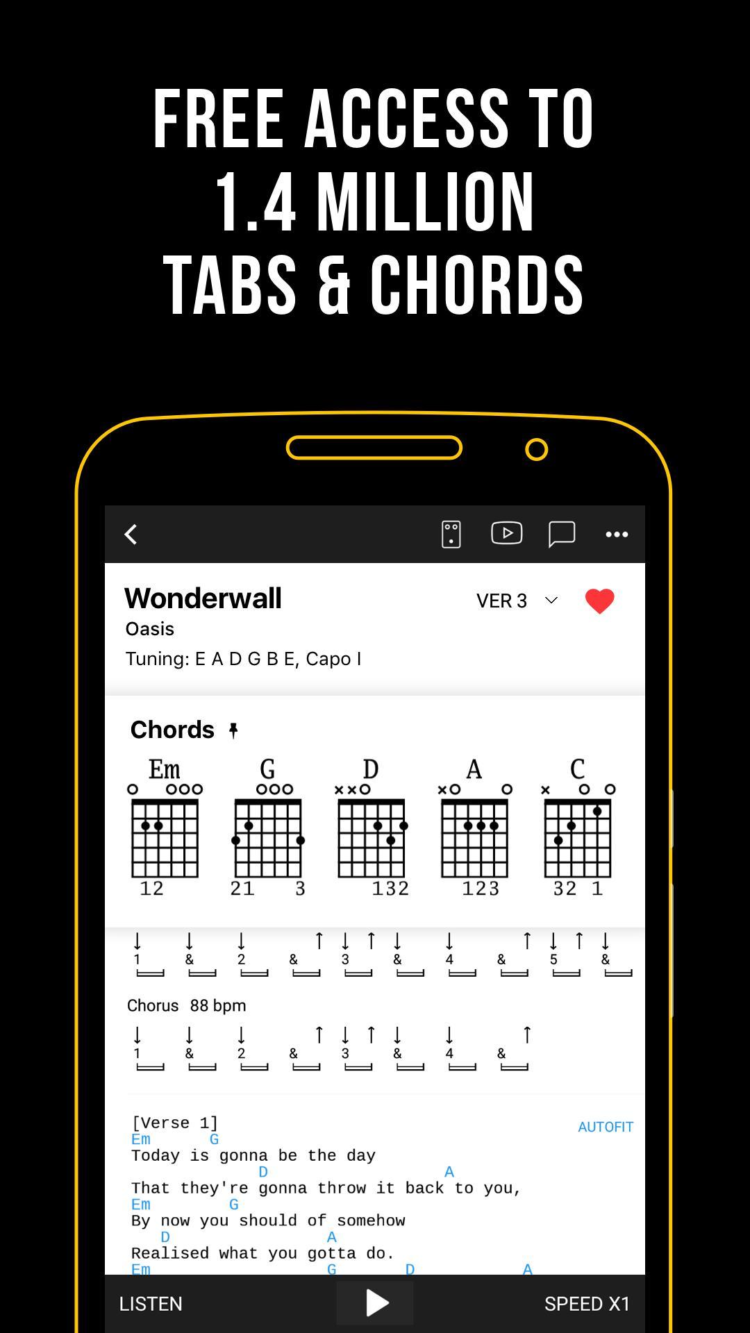 ultimate guitar tabs full version apk