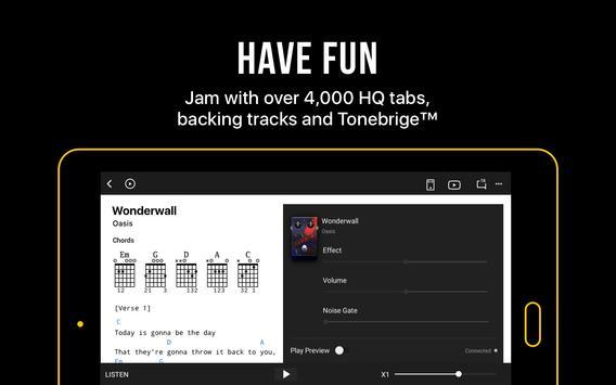 Ultimate Guitar: Tabs & Chords screenshot 14