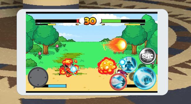 Ultimate hero warriors universe battle of power screenshot 1