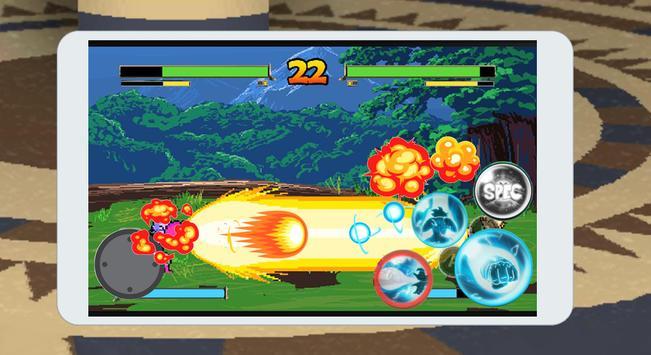 Ultimate hero warriors universe battle of power screenshot 3