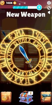 Knife Hit! screenshot 2