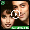 Bollywood Video Songs : Best of 90s icon