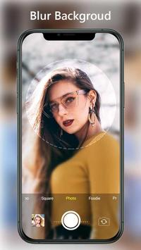 iCamera: Camera for iPhone 12 – iOS 14 Camera скриншот 4