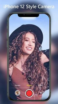 iCamera: Camera for iPhone 12 – iOS 14 Camera постер