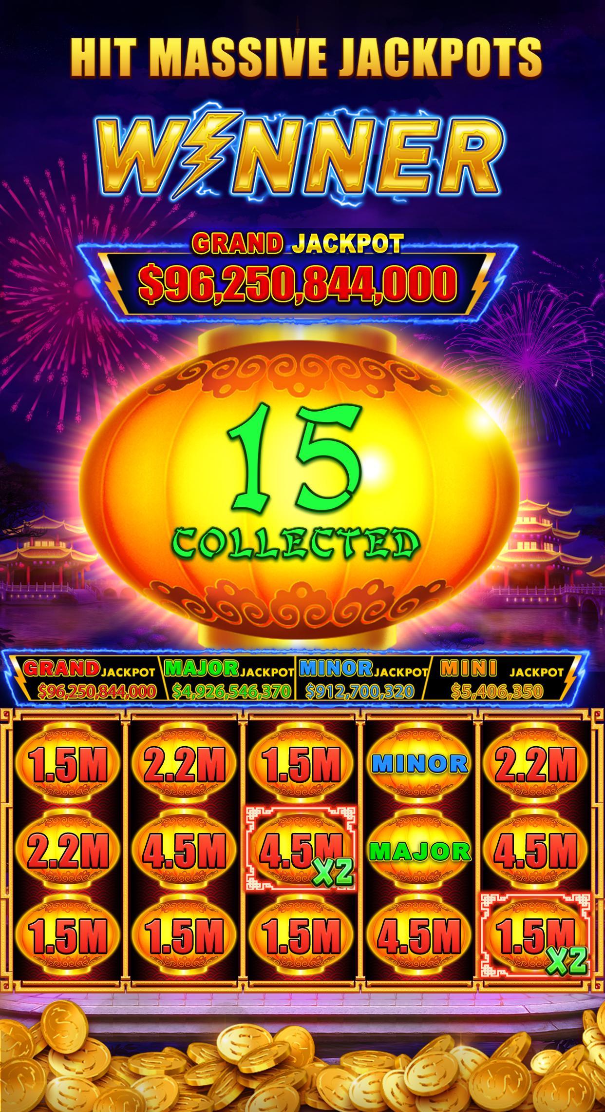ultimate slots machines