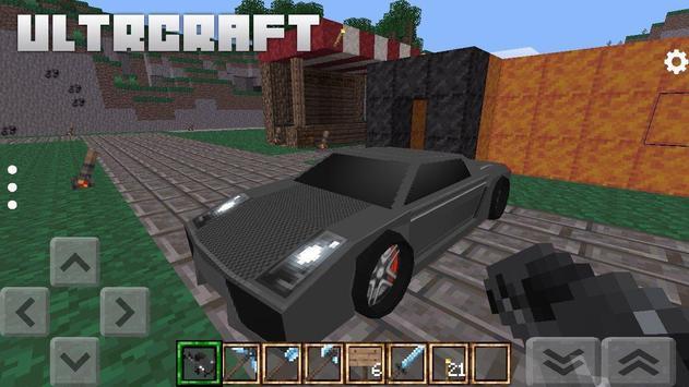 Ultra Craft : Creative And Survival screenshot 2