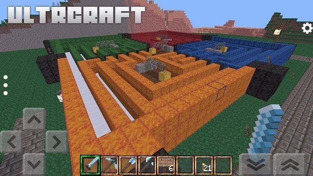 Ultra Craft : Creative And Survival screenshot 3