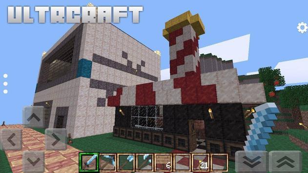 Ultra Craft : Creative And Survival screenshot 5