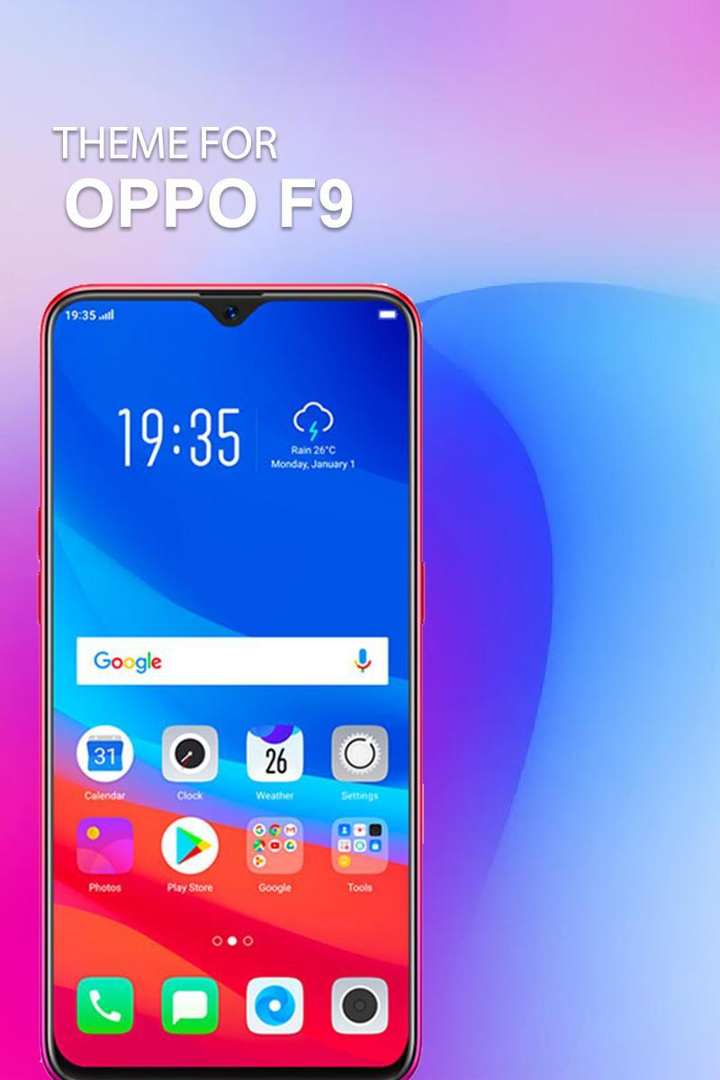 Free Themes And Launcher For Oppo F9 Hd Wallpaper For