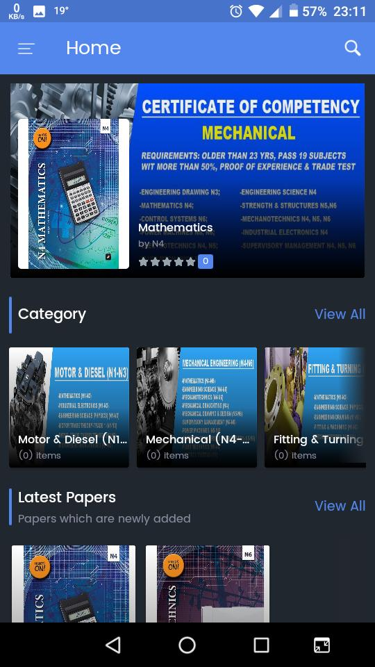 TVET Exam Papers Get NATED Papers Here For Android APK