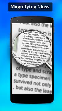 Magnifier , Magnifying Glass with Flash Light screenshot 1