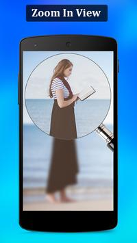 Magnifier , Magnifying Glass with Flash Light screenshot 4