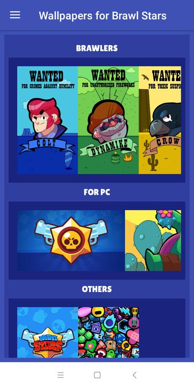 Wallpapers For Brawl Stars For Android Apk Download