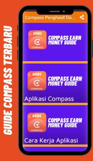Compass Penghasil Uang Guide Lengkap For Android Apk Download