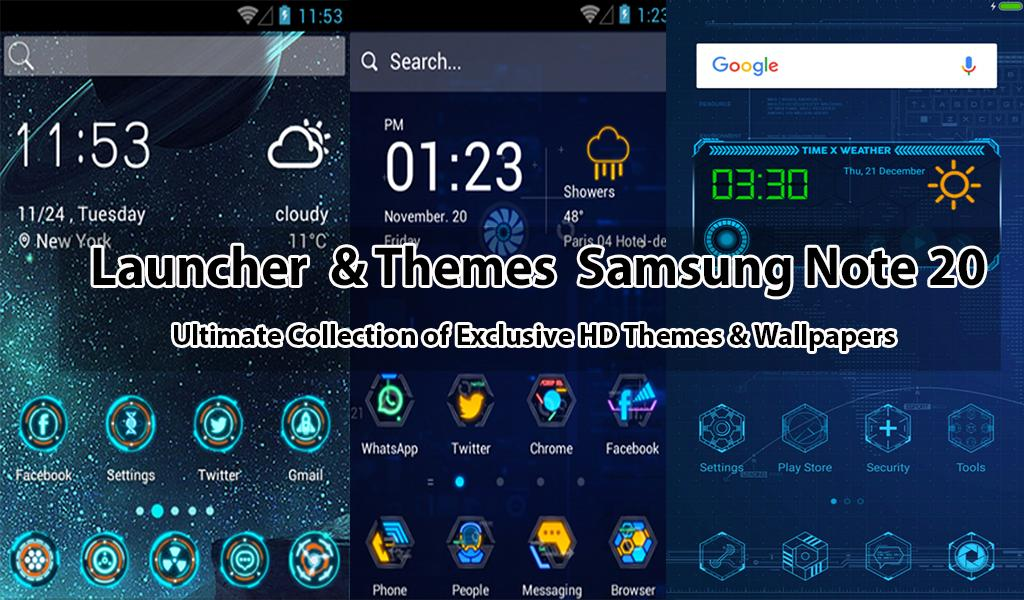 Themes For Samsung Note 20 Ultra Wallpaper Note20 For Android Apk Download