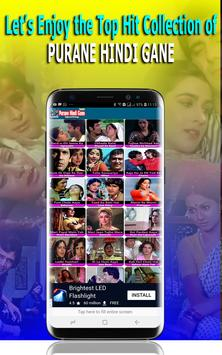 Hindi Old Songs - Purane Gaane - Sadabahar Gaane screenshot 5