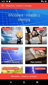 SOLARUM - Włodawa Miasto z Energią poster