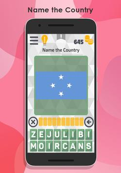 Flags of the World – Countries of the World Quiz screenshot 4