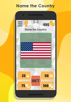Flags of the World – Countries of the World Quiz screenshot 1