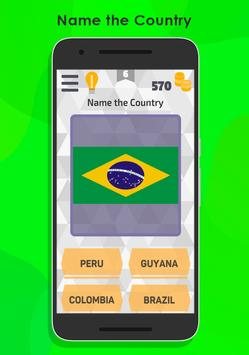 Flags of the World – Countries of the World Quiz screenshot 2