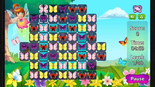 Butterfly Match 3 screenshot 12