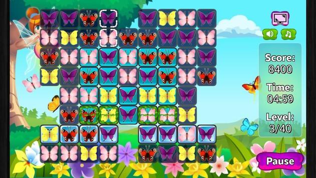 Butterfly Match 3 screenshot 5
