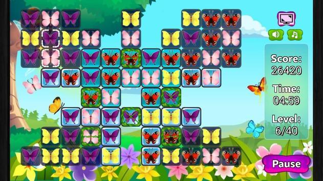 Butterfly Match 3 screenshot 6