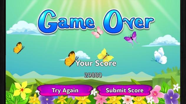 Butterfly Match 3 screenshot 7