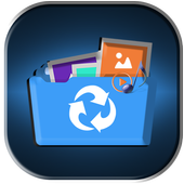 Recover Audio, Images & Videos Recovery Pro icon