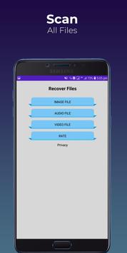 Recover Audio, Images & Videos Recovery Pro poster
