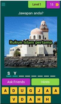Quiz Islamik poster