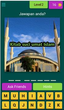 Quiz Islamik screenshot 1
