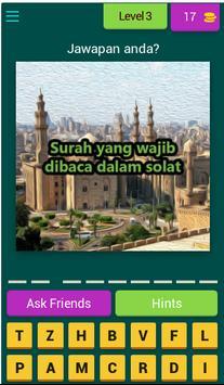 Quiz Islamik screenshot 2