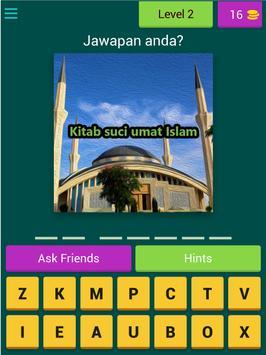 Quiz Islamik screenshot 6