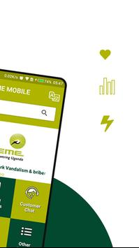 UMEME MOBILE screenshot 1