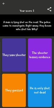 Riddles games - Can you solve it? screenshot 3