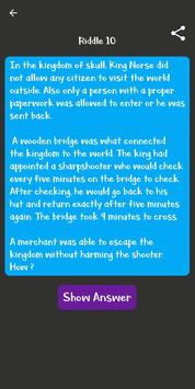 Riddles games - Can you solve it? screenshot 6