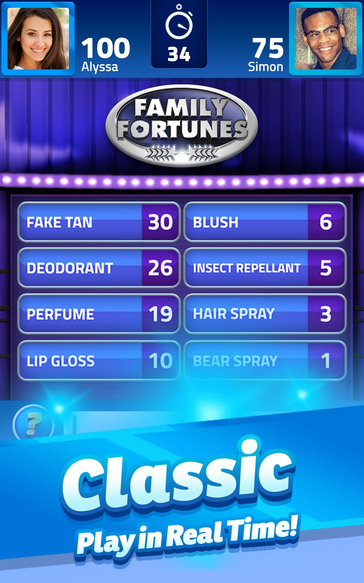 Family Fortunes® for Android - APK Download