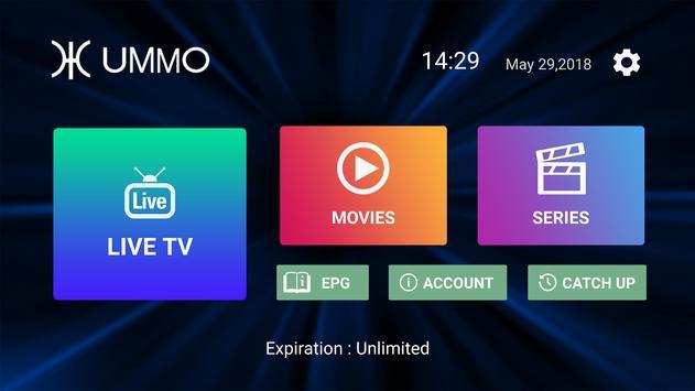 UMMO STB screenshot 2