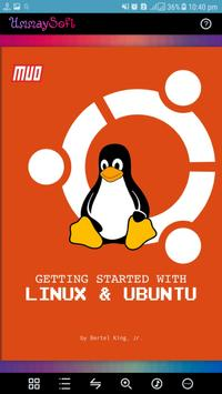 Getting Started With Linux and Ubuntu الملصق