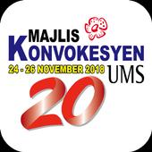 Majlis Konvokesyen UMS Ke-20 icon